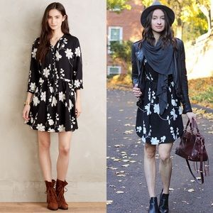 🌹Gorgeous Anthropologie Naomi shirtdress